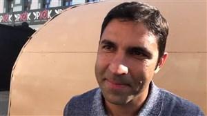هاشمیان: ایران - پرتغال را پیش بینی نمیکنم