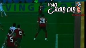 نظرات خانبان آنالیزور فوتبال از بازی اسپانیا - ایران