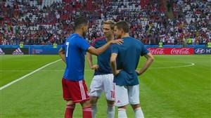 صحبت های صمیمی مسعود شجاعی با بازیکنان اسپانیا