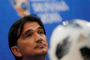 دالیچ: خوشحالم که آرژانتین را با مسی بردیم