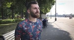 مصاحبه با مسی ایرانی در روسیه