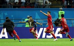 بازی تحسینبرانگیز ایران در شب پرهیجان کازان