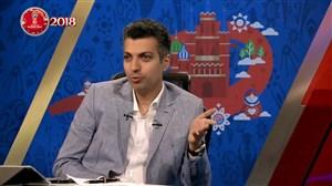 تمجید فردوسیپور از تیم ملی و واکنش به نبودنپویول