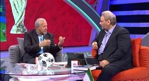 صحبتهای فنایی درباره داوری بازی ایران و اسپانیا