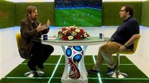 تحلیل بازی ایران - اسپانیا با پژمان راهبر و حمیدرضا صدر (1)