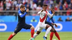 گزارش زنده؛ فرانسه 0- پرو 0