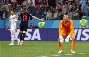 گزارش زنده؛ آرژانتین 0- کرواسی 0