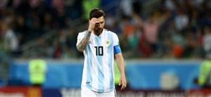 سنگین ترین شکست تاریخ آرژانتین پس از 60 سال
