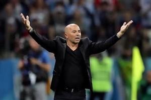 سامپائولی پس از جام جهانی آرژانتین را ترک میکند