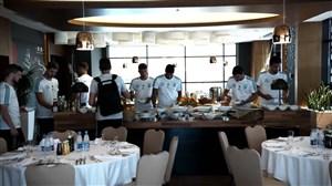 نگاهی به آشپزخانه تیم ملی آلمان در جام جهانی روسیه