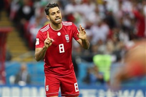 صحبت های پور علی گنجی درباره بازی ایران در جام جهانی