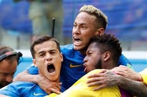 کوتینیو، بهترین بازیکن دیدار برزیل-کاستاریکا