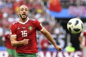 انتقاد بازیکنان مراکش از کمک داور ویدیویی