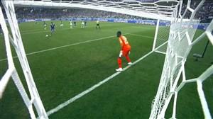 پنالتی از دست رفته ایسلند مقابل نیجریه