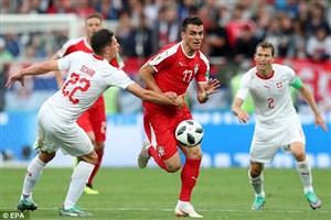 تیم ملی صربستان
