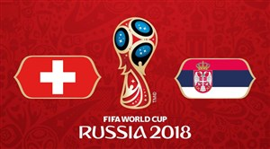 خلاصه بازی صربستان 1 - سوئیس 2 (جامجهانی روسیه)