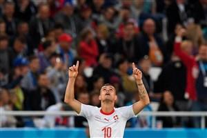 ژاکا: امیدوارم بازی با سوئد به پنالتی نکشد