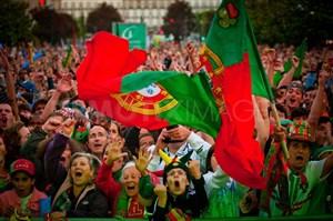 مصاحبه ورزش سه با هواداران پرتغال پیش از دیدار با ایران