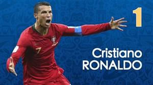 10 بازیکن برتر جام جهانی تا روز نهم