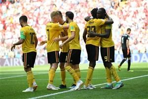 بلژیک ۵- تونس۲؛ یکهتازی شیاطینسرخ در ۲۰۱۸