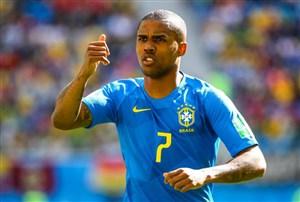2 ستاره برزیل دیدار با صربستان را از دست دادند