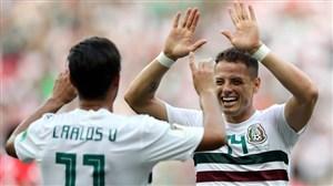 مکزیک 2- کره جنوبی 1؛ شگفتیسازانِ بیرحم
