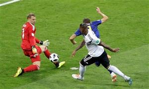 یانسن: آلمان یکی از بهترینهای جهان است