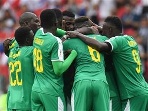 پیش بازی ژاپن - سنگال