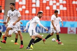 پیام دکتر ظریف به تیم ملی فوتبال ایران