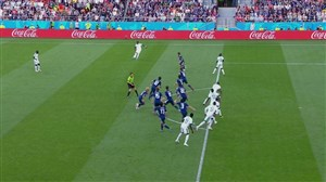 آفساید گیری جالب و هوشمندانه بازیکنان ژاپن مقابل سنگال