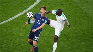 ژاپن ۲- سنگال ۲؛ جدال برابر شگفتیسازان