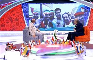 گفتگو با هواداران تیم ملی در سارانسک