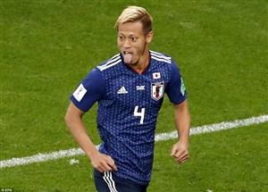 عذرخواهی ژاپنی از هواداران پس از صعود