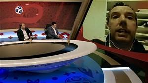 نظر کوندرت کارشناس پرتغالی در مورد بازی ایران و پرتغال(2)