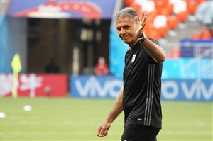 کیروش: حضور ما در جام جهانی یک رویا بود