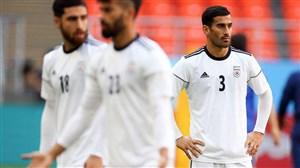حاجصفی در تیم منتخب جامجهانی از نگاه بلیچر ریپورت