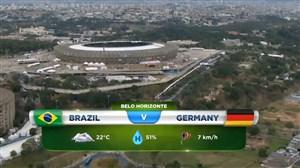 شکست های سنگین تیم ها در تاریخ جام جهانی