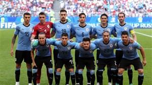 چرا اروگوئه چهار ستاره روی لوگوی خود دارد؟