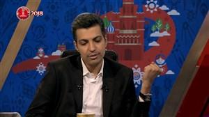 دلیل عدم نتیجه گیری ایران در بازیهای سوم