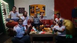 آهنگ جناب خان در حمایت از تیم ملی