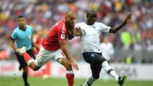 گزارش زنده؛ فرانسه 0- دانماراک 0