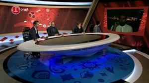 حال وهوای فرودگاه پیش از ورود  تیم ملی ایران