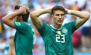 گزارش زنده؛ آلمان 0- کره جنوبی 2