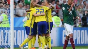 خوشبینی سوئدی ها به پیروزی برابر برزیل
