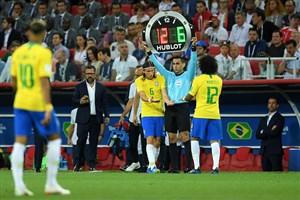 تشک هتل؛ عامل مصدومیت ستاره تیم ملی برزیل!
