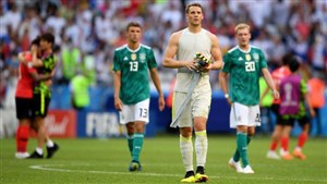 تحلیل حذف تاریخی آلمان از دور گروهی جامجهانی 2018