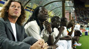یادی از تیم خوب سنگال در جام جهانی 2002