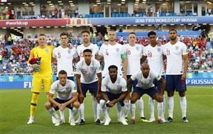 13 بازیکن از لیگ جزیره در ترکیب انگلستان و کلمبیا