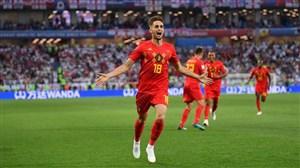 گزارش زنده؛ انگلیس 0- بلژیک 0