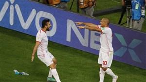 تونس 2 پاناما 1؛ بازی حیثیتی به نفع نماینده آفریقا
